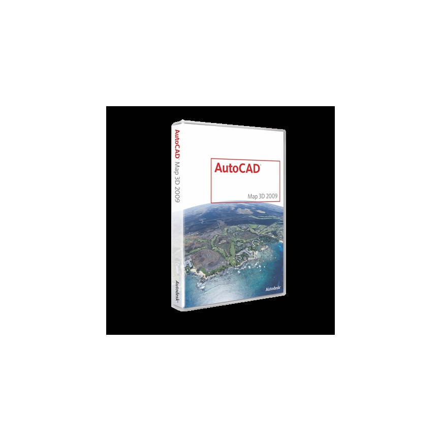 Logo AutoCAD Map 3D