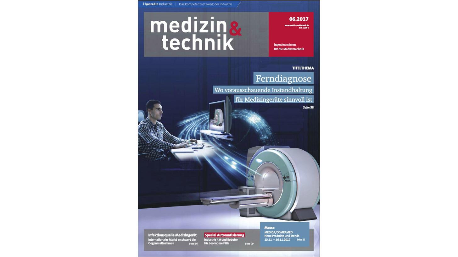 Logo medizin&technik