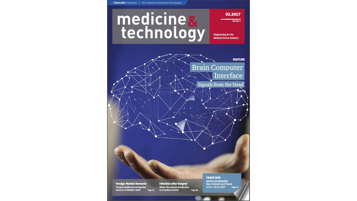 Logo medicine&technology