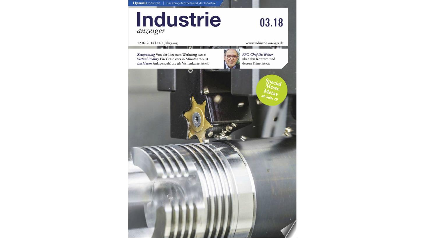 Logo Industrieanzeiger