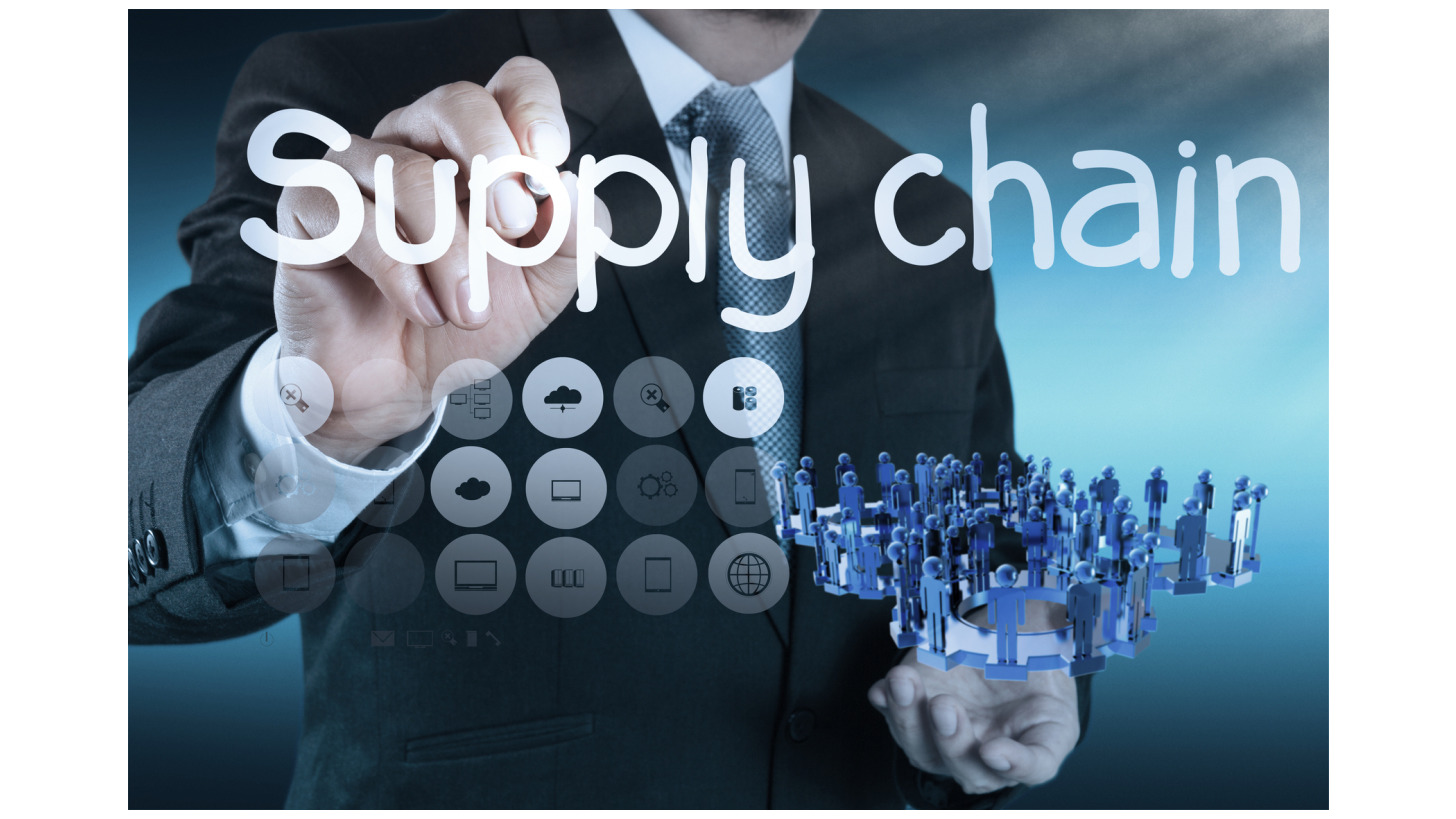 Logo Supply Chain Management Solutions