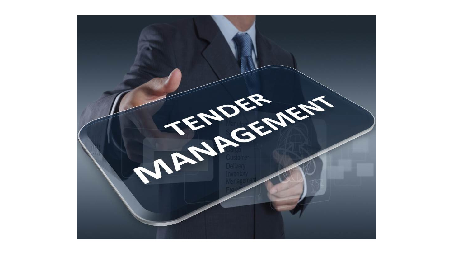 Logo Tender Management