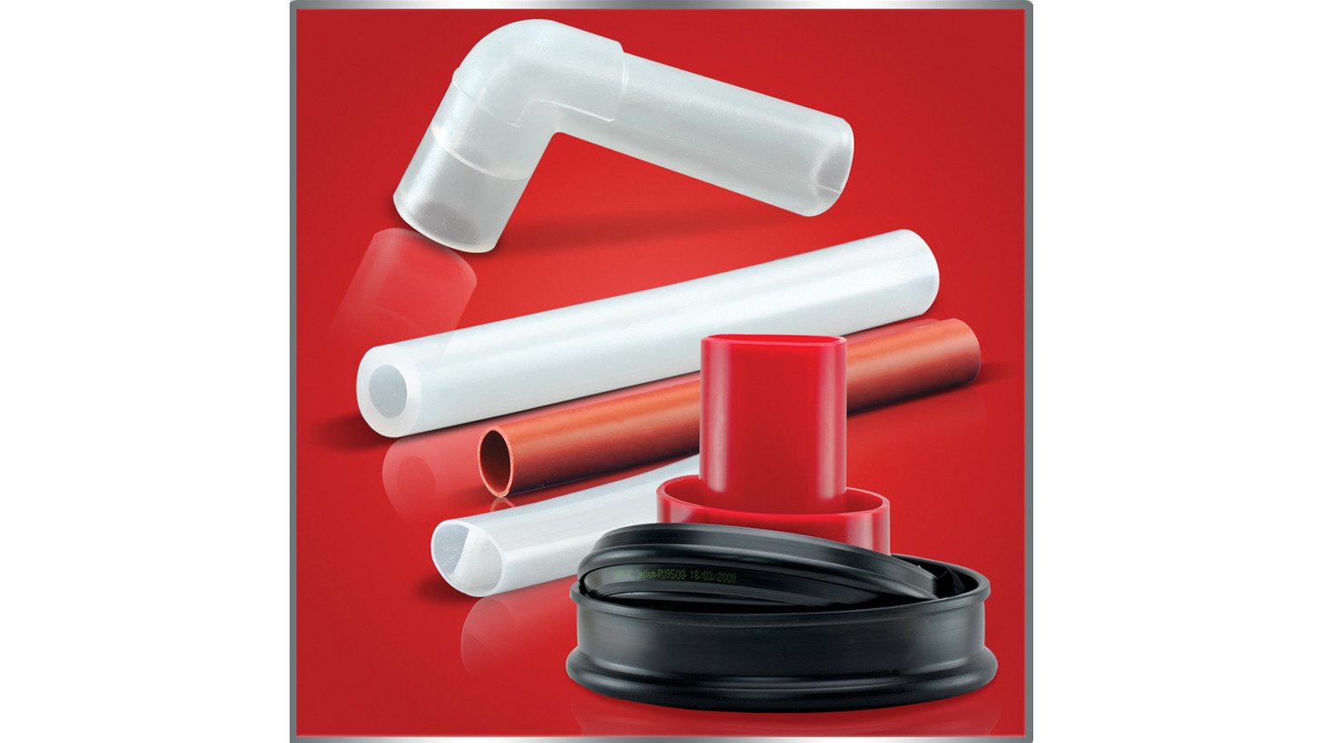 Logo Silicone Profiles and Gaskets