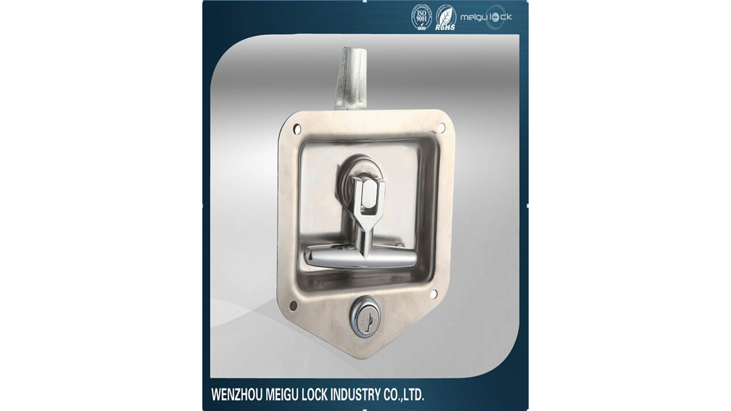 Logo Panel Lock