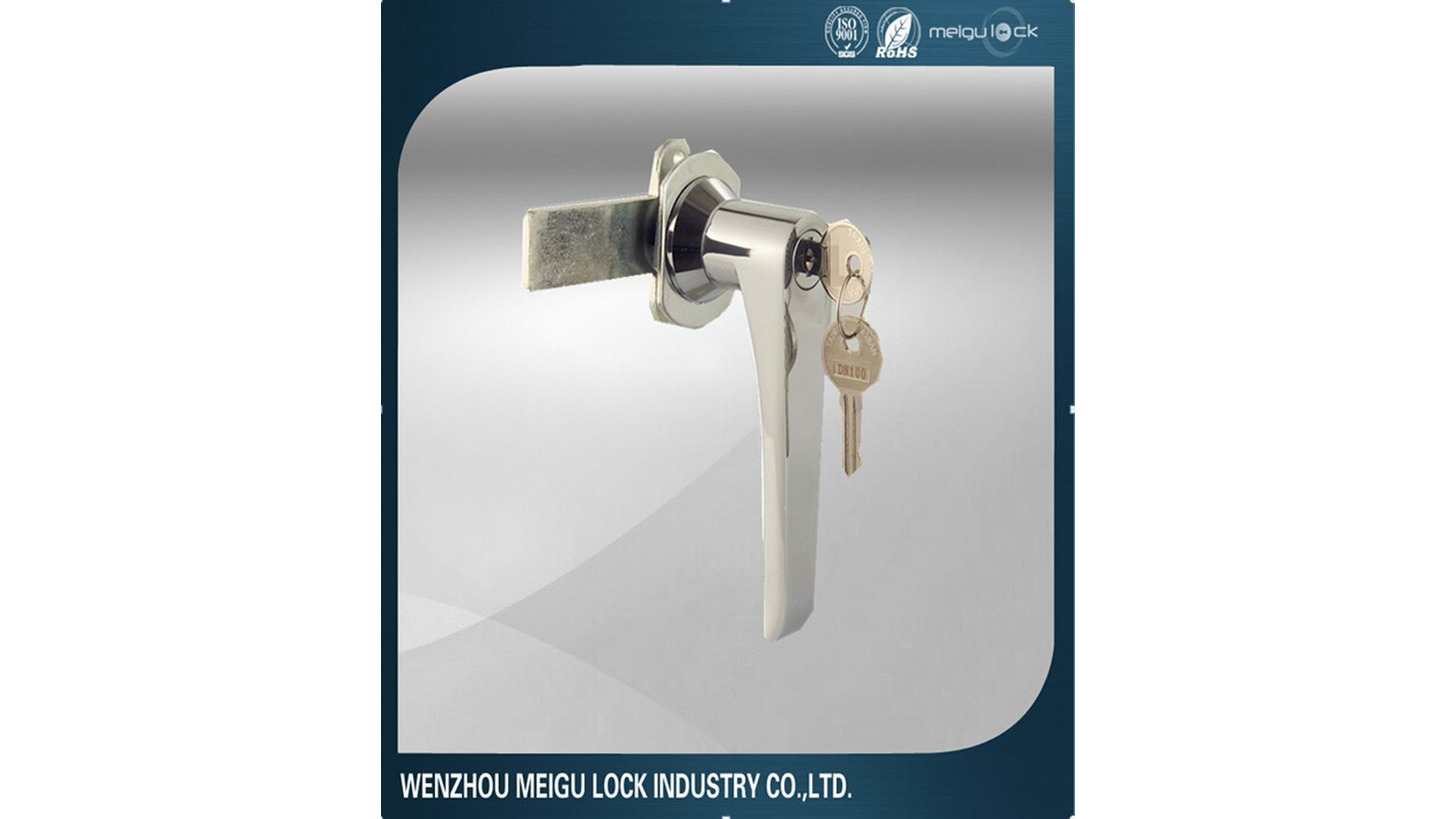 Logo L Handle Lock