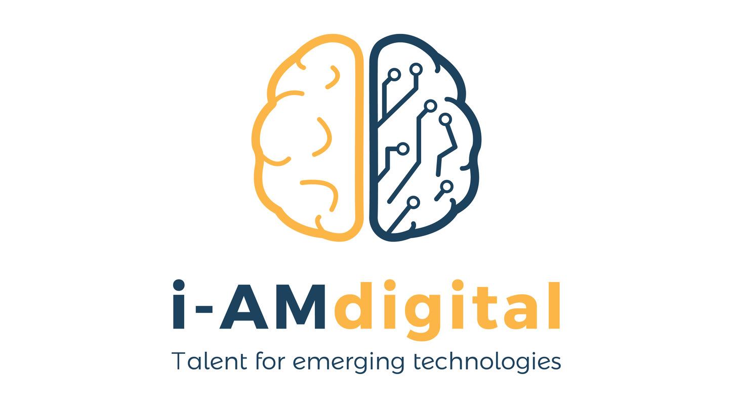 Logo I am digital