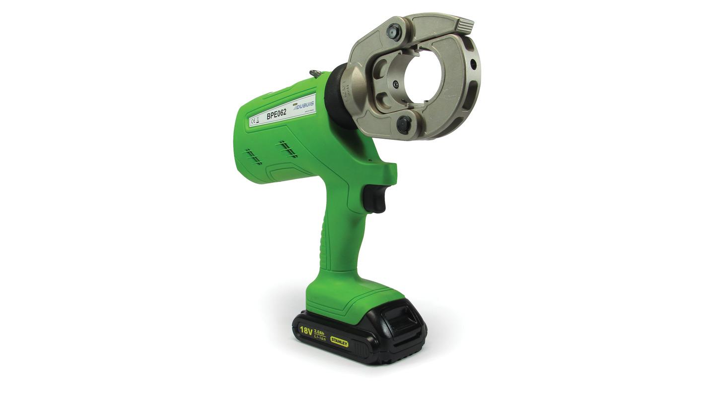 Logo Hydraulic tools to crimp/cut/earth