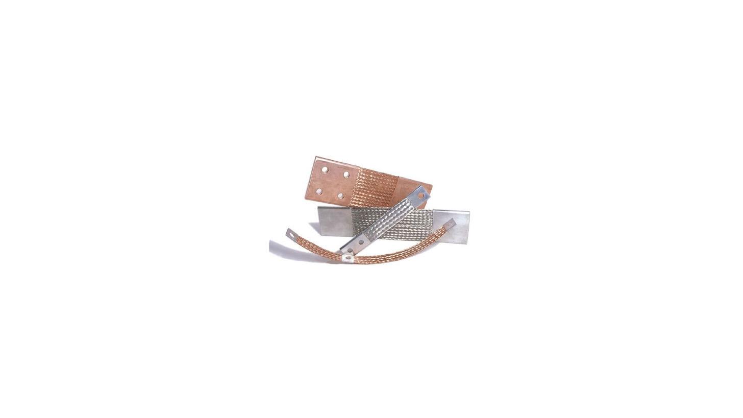 Logo Flexible Braided Copper Connectors