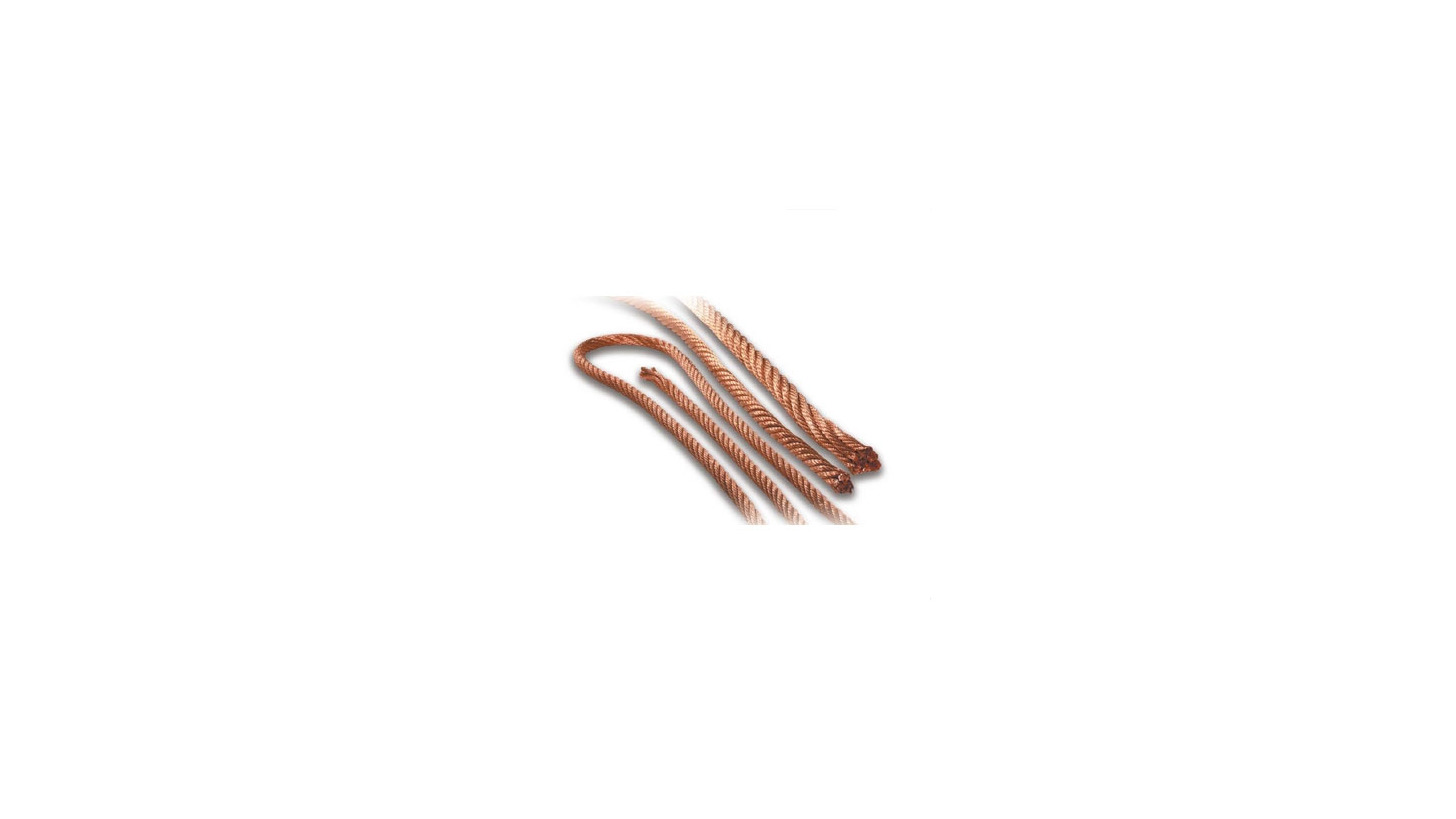 Logo Highly Flexible Round Stranded Copper Cables-similar to DIN 46438