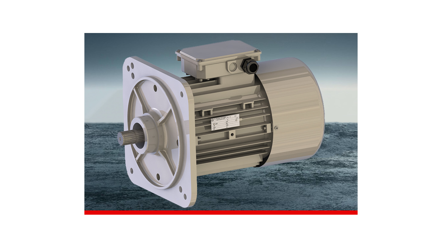 Logo ELECTRIC MOTORS FOR TELPHERS
