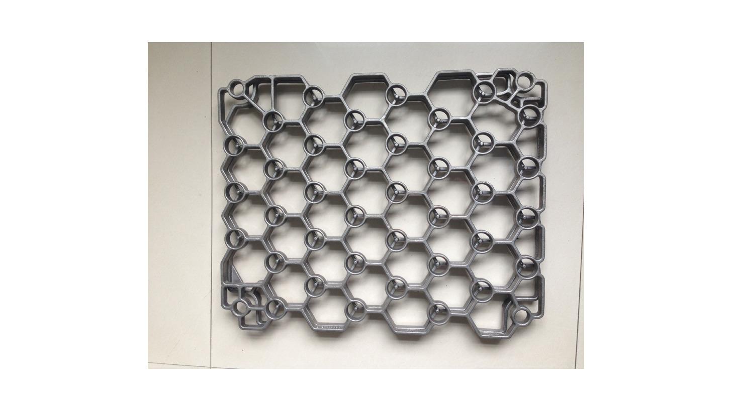 Logo Heat resistant steel