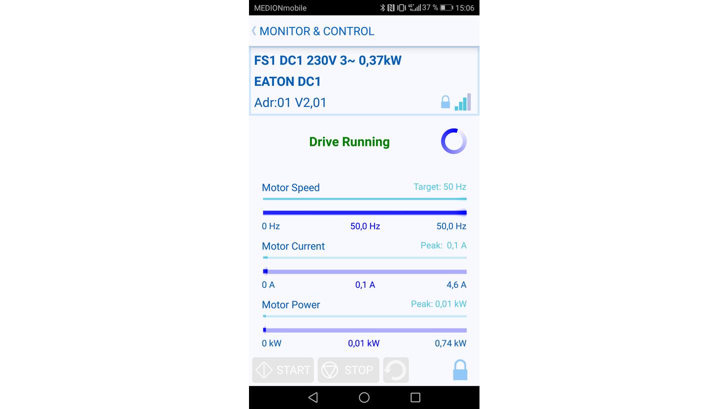 Logo drivesConnect mobile App