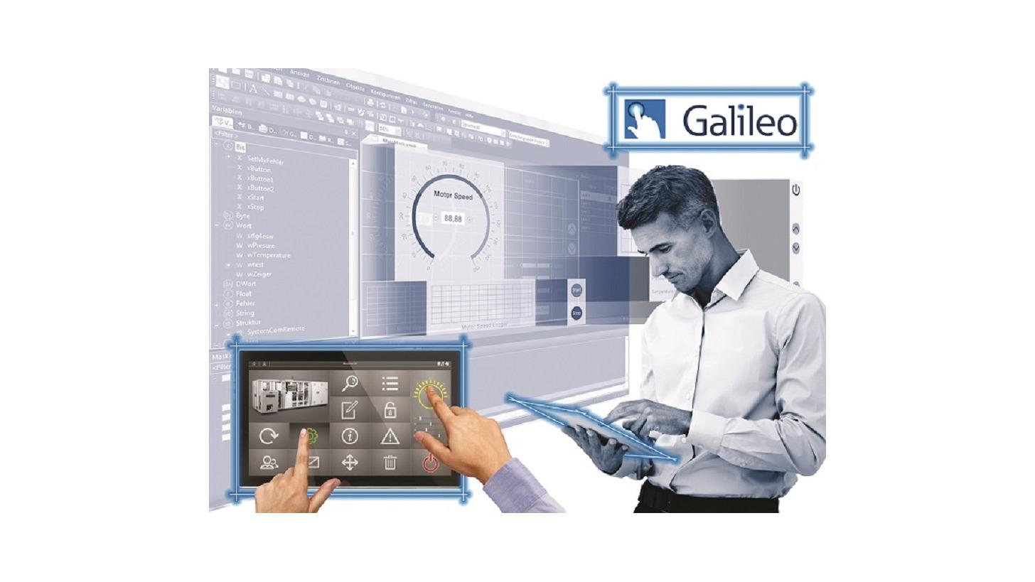 Logo GALILEO 10.3