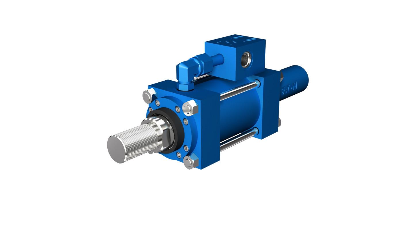 Logo Eaton electrohydraulic cylinder