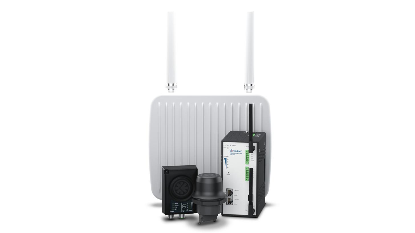 Logo Wireless Lösungen für die Industrie