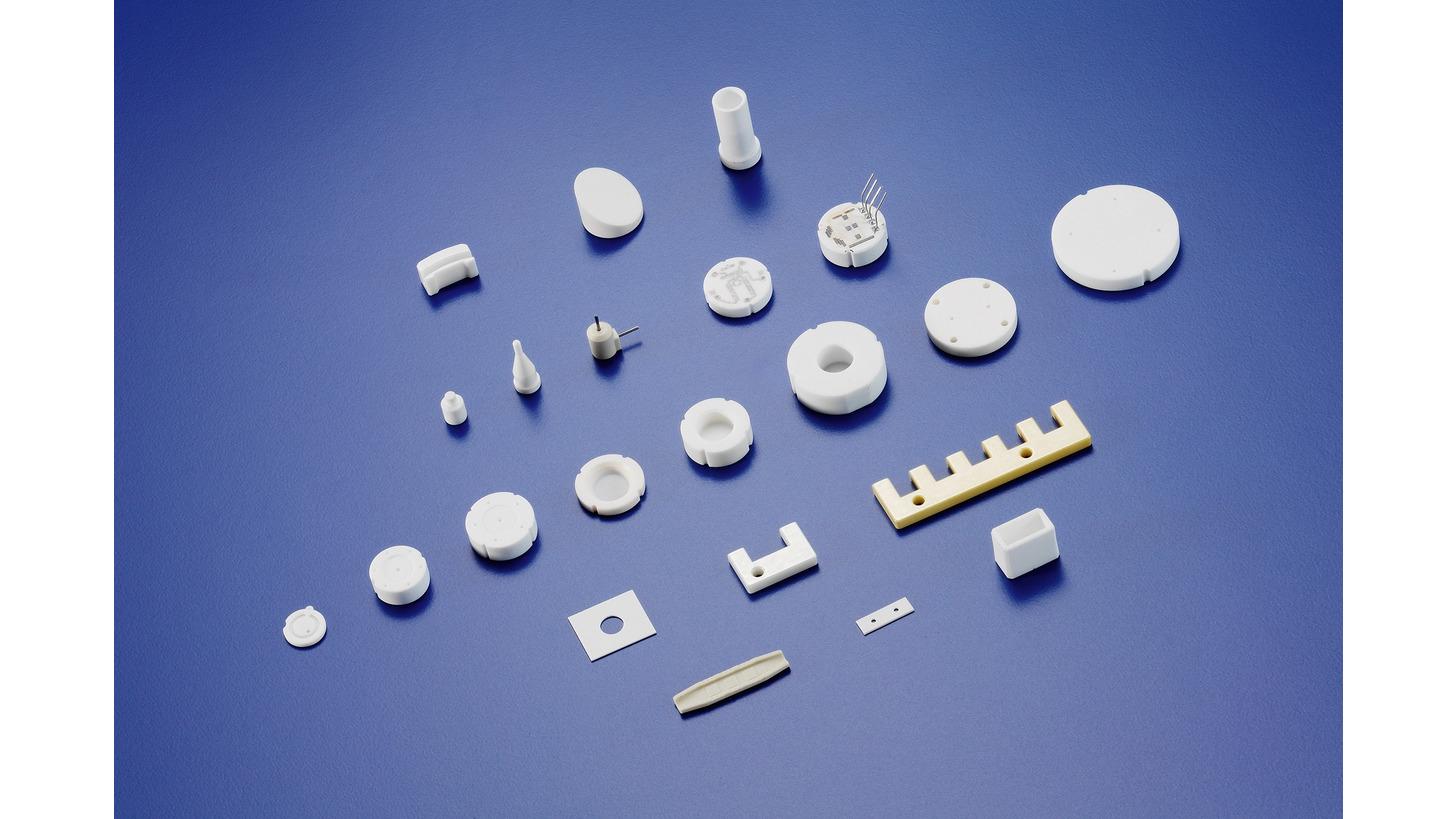 Logo Ceramic for sensors