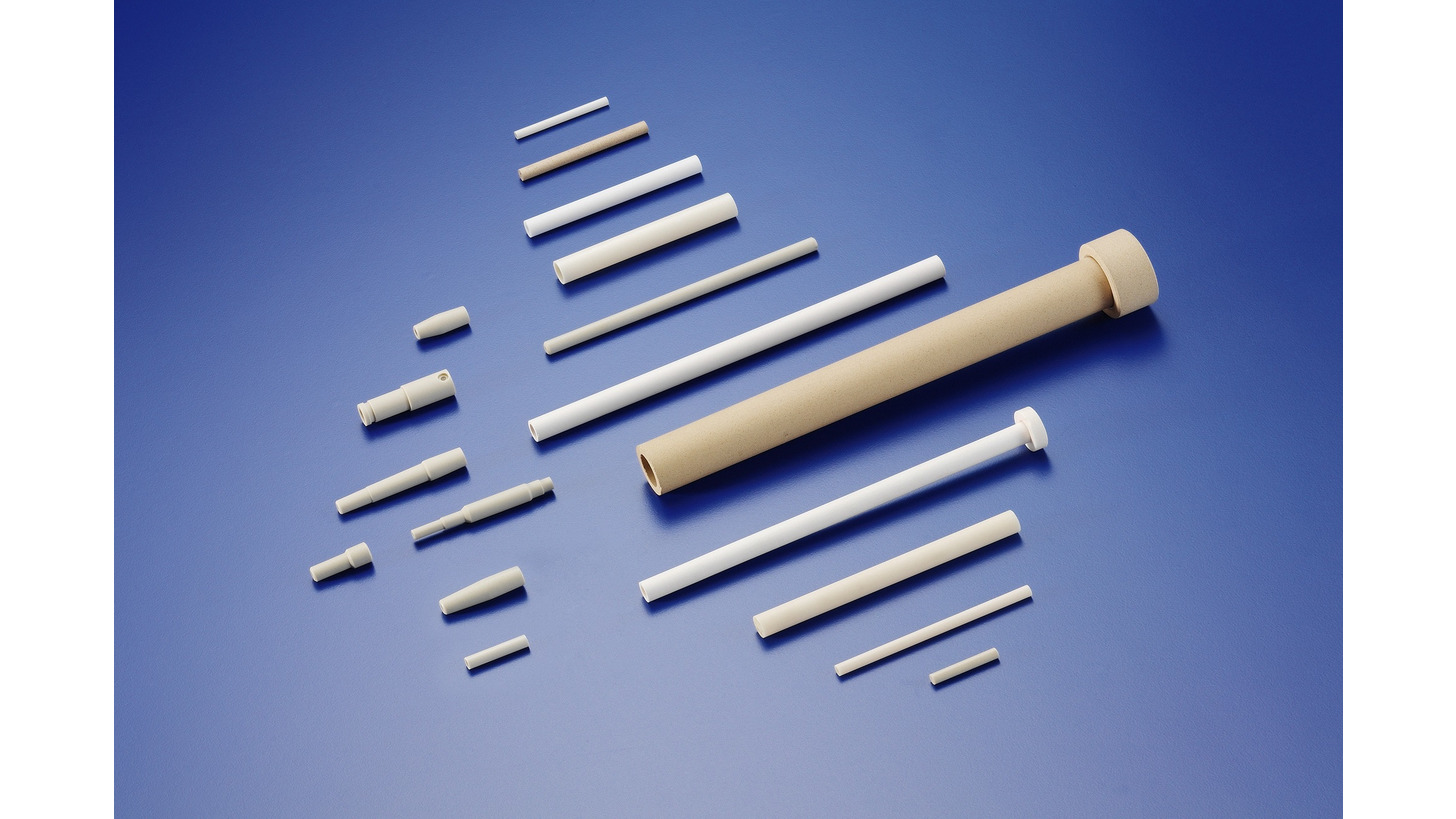 Logo Tubes, axes, measuring components