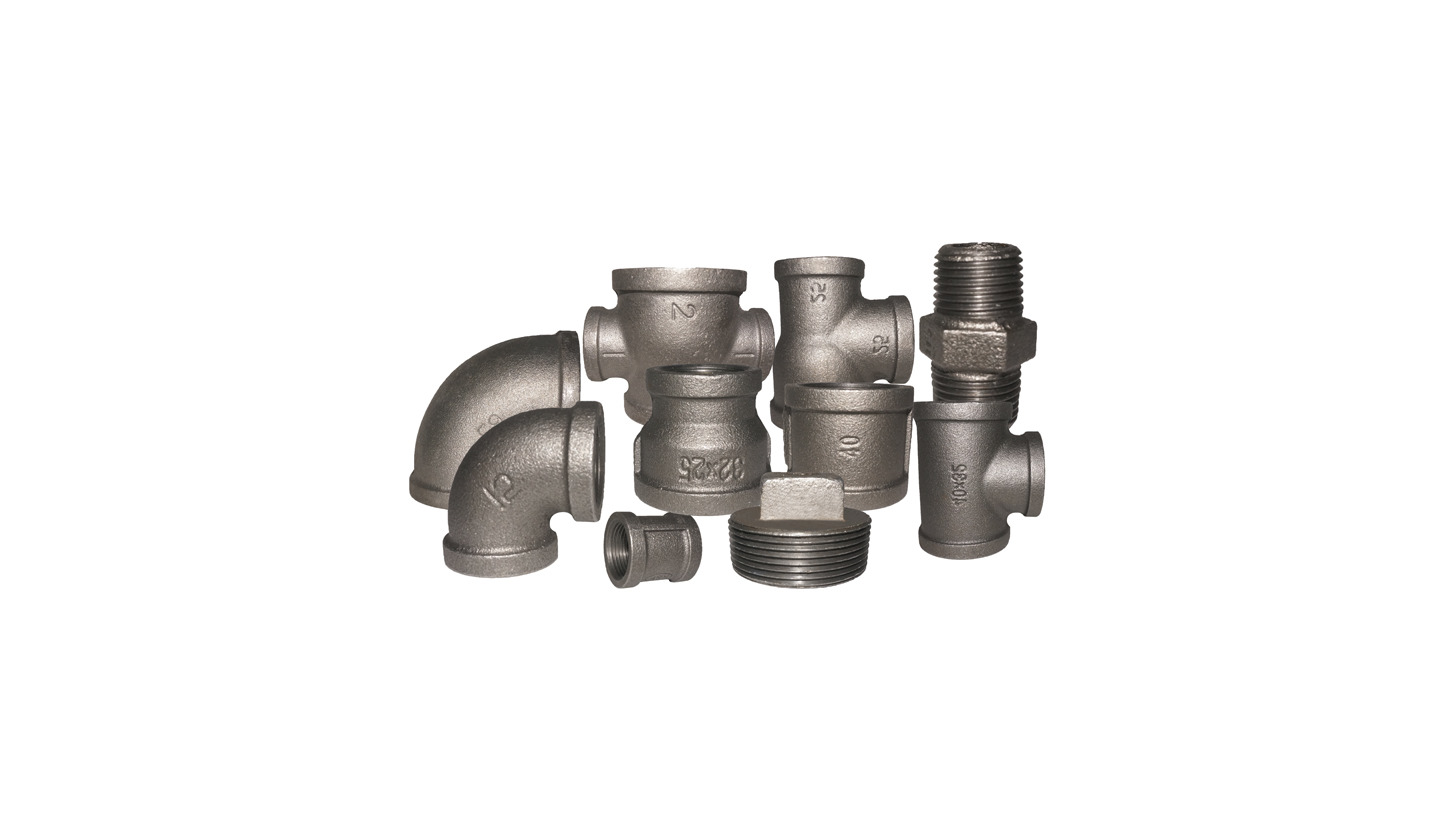 Logo Malleable Iron Fittings