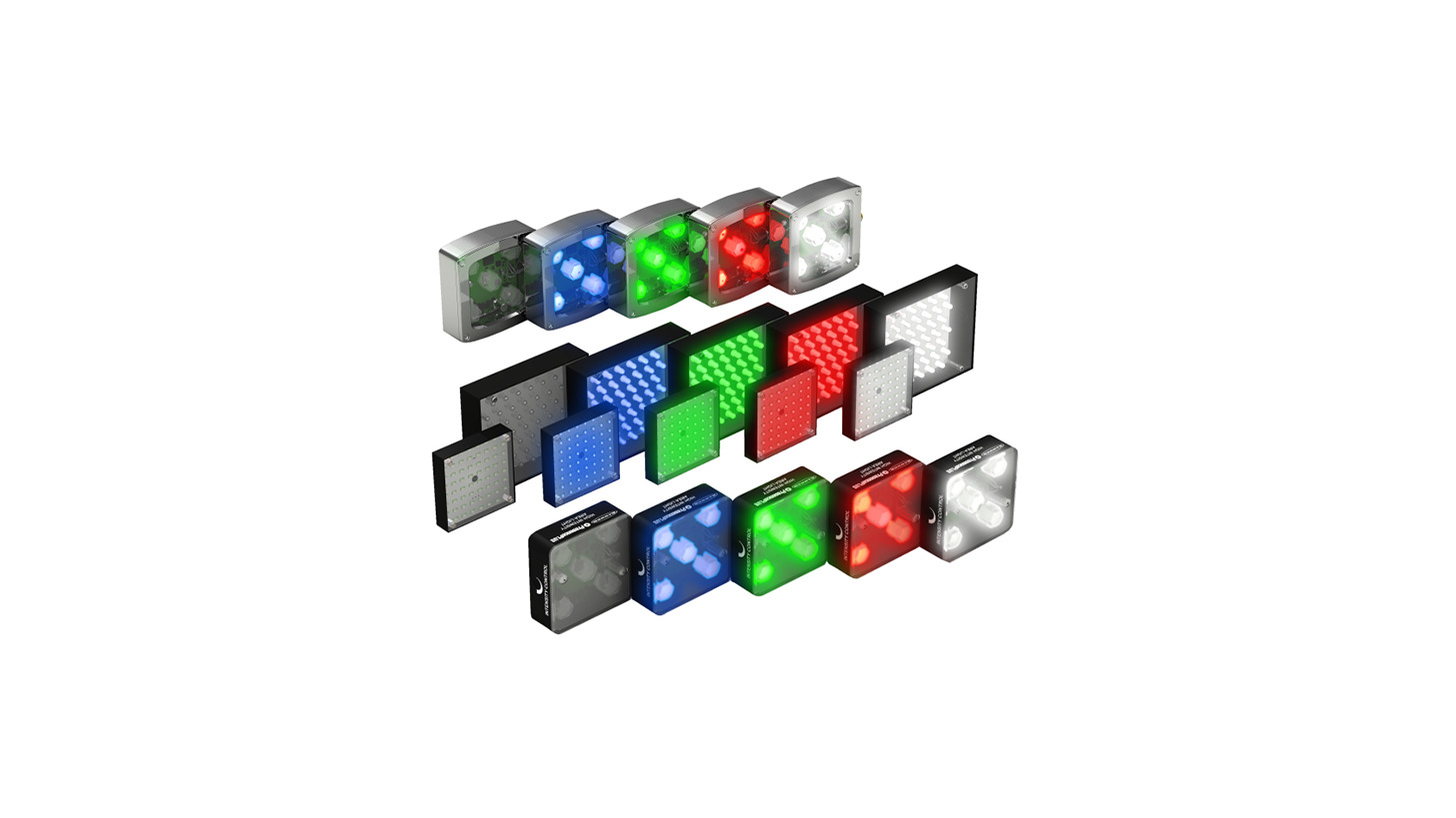 Logo LED Technology - Image Processing