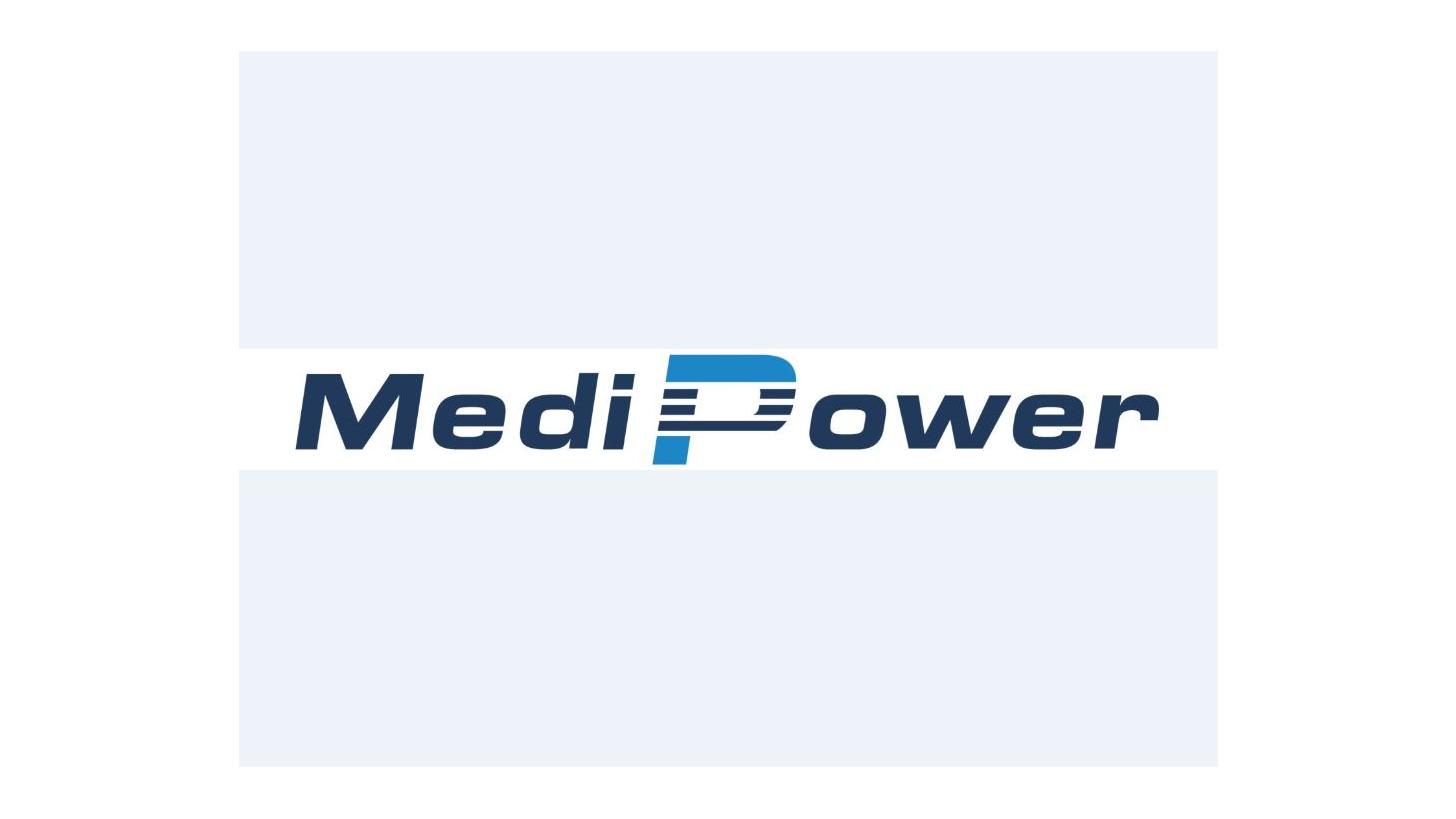 Logo MediPower KMP A3