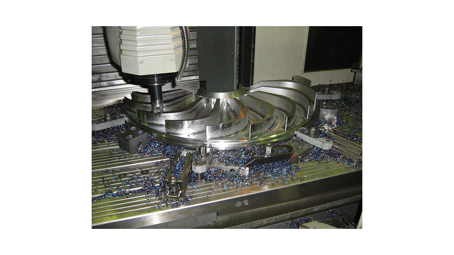 Logo CNC Milling