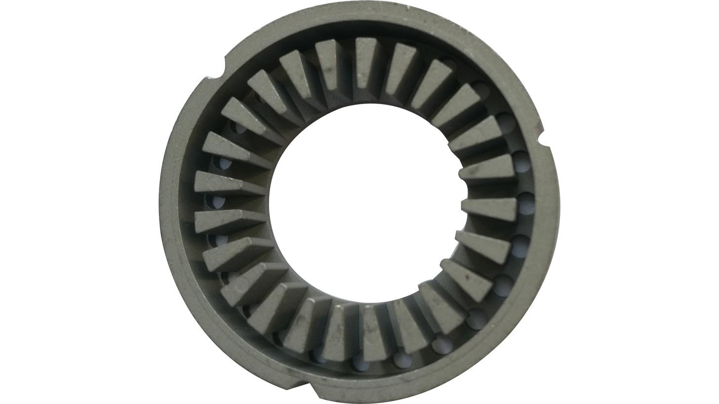 Logo MIM parts