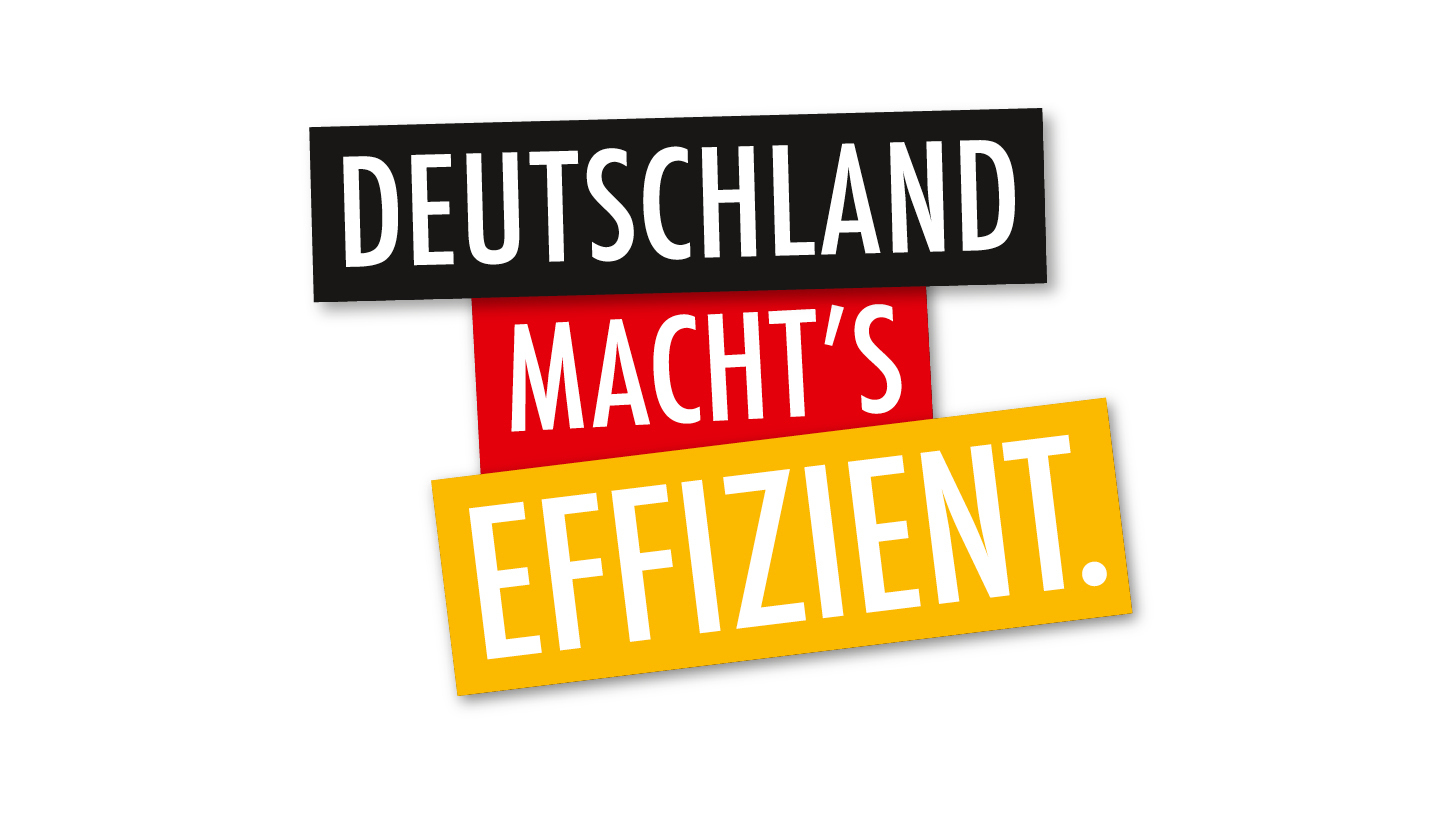 Logo Energieeffizienz in Unternehmen