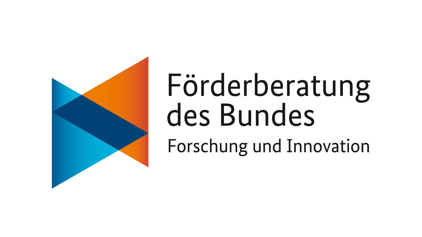 Logo Förderberatung Forschung und Innovation