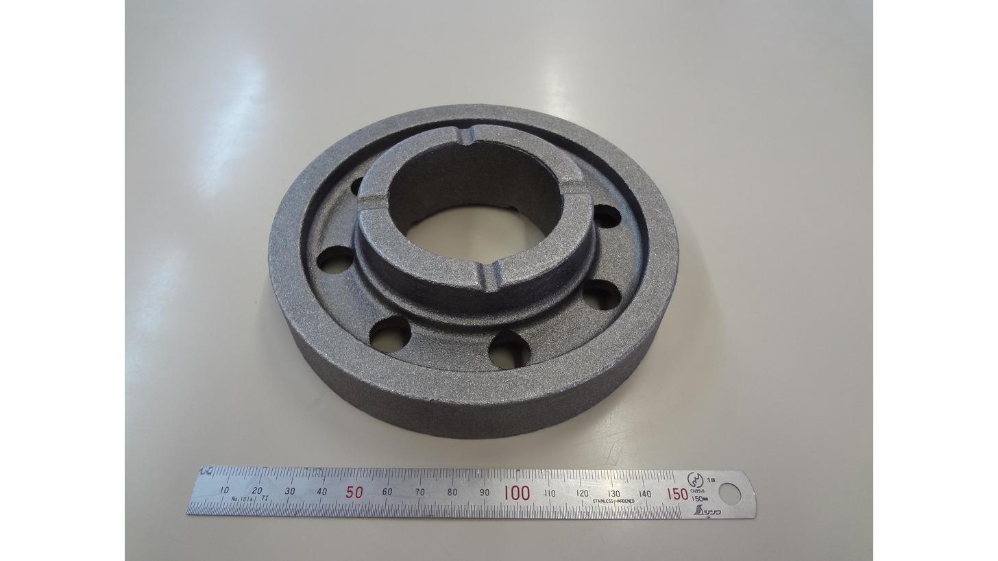 Logo Main gear shaft