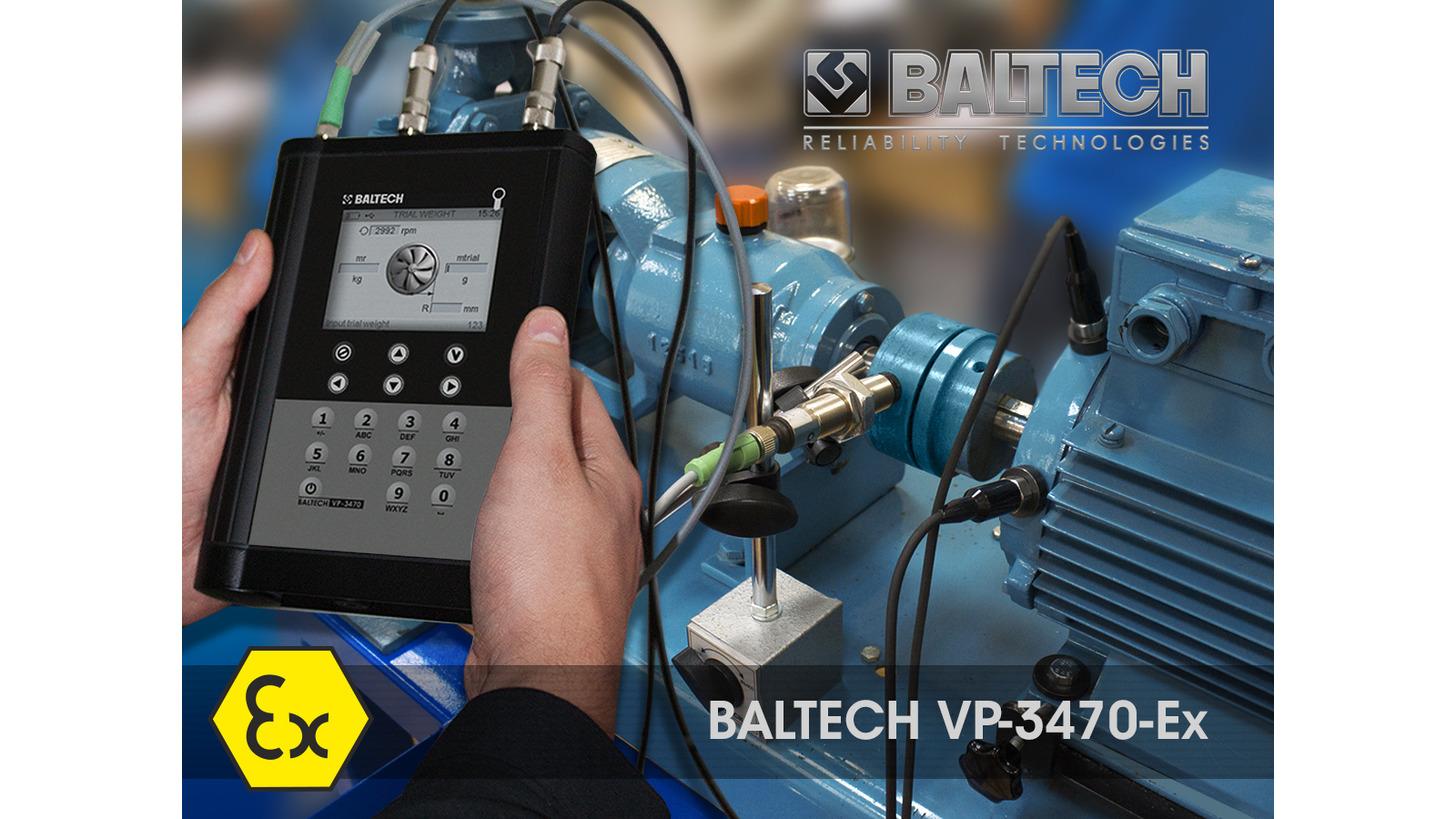 Logo BALTECH VP-3470-Ex