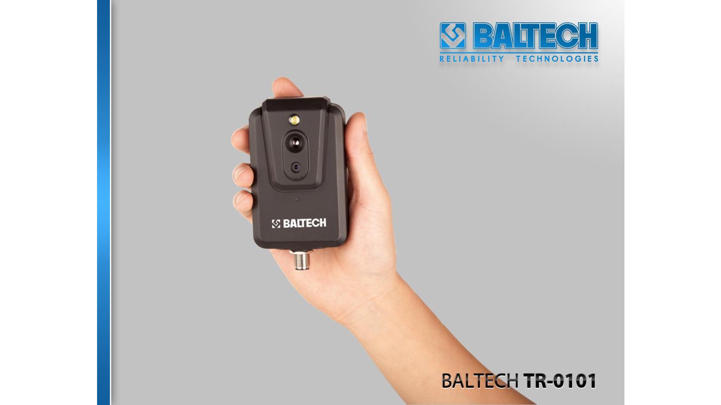 Logo Wärmebildkamera Modul BALTECH TR-0101