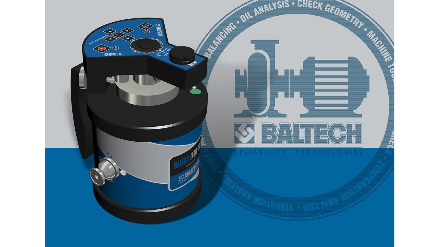 Logo BALTECH LL-9110 Laser Nivelliere