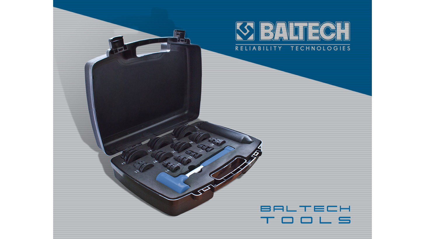 Logo BALTECH TOOLS for bearing mounting