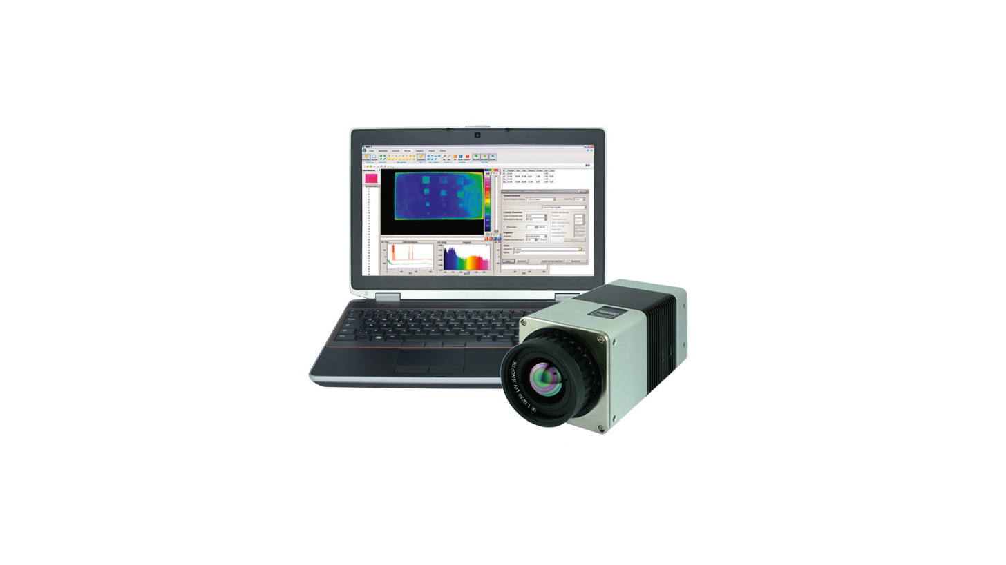 Logo Infrared camera VarioCAM® HD head
