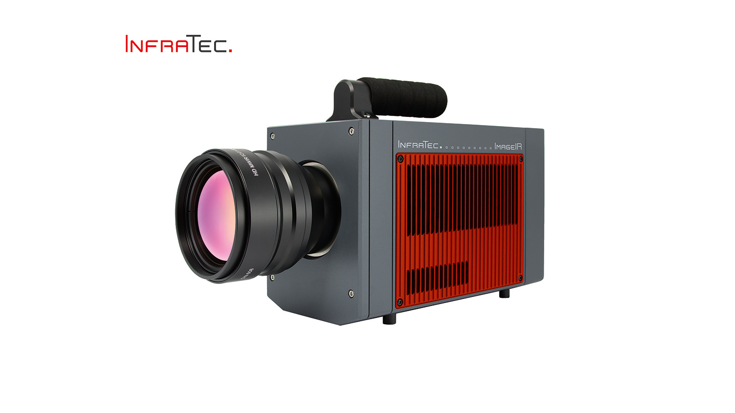 Logo Thermal imaging camera ImageIR® 10300