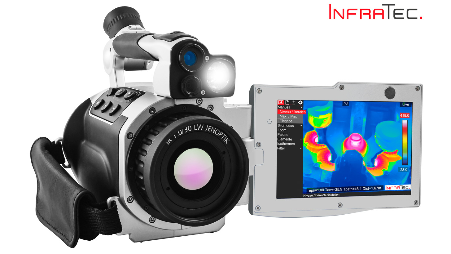Logo Thermal camera series VarioCAM® HD