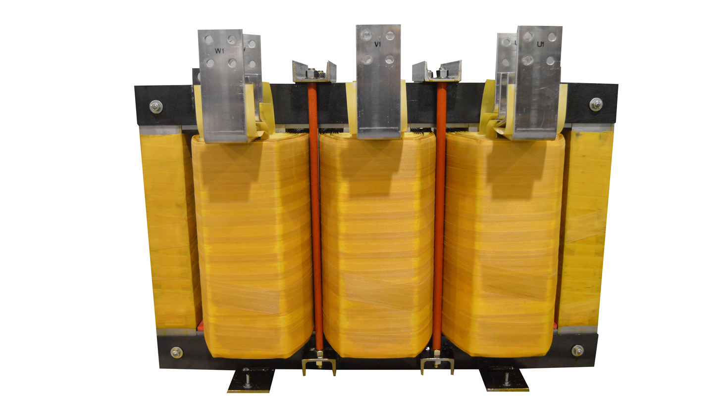 Logo Dry-type LV Transformers & Inductors