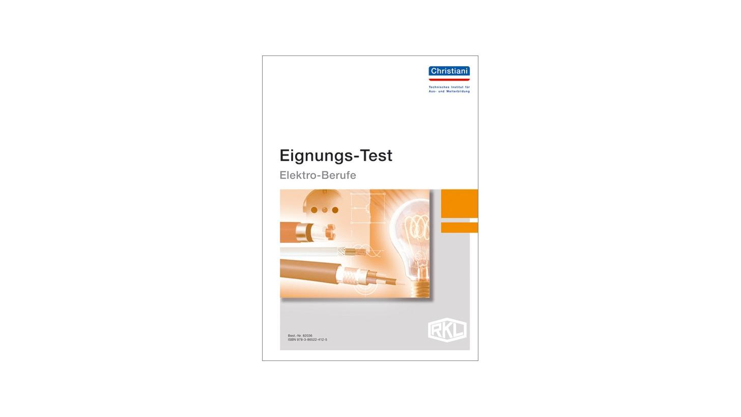 Logo Eignungs-Test Elektro-Berufe