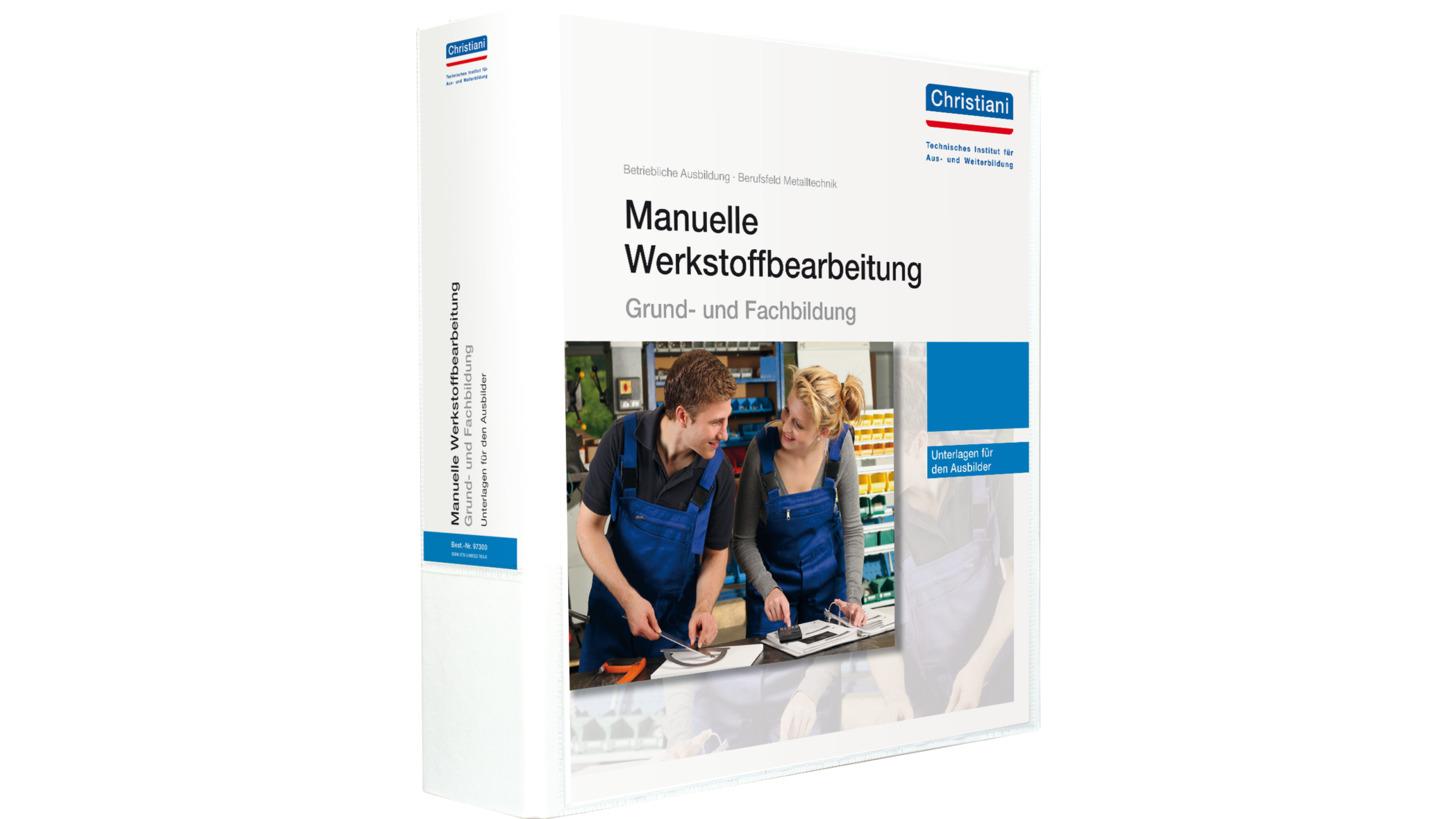 Logo Manual material processing