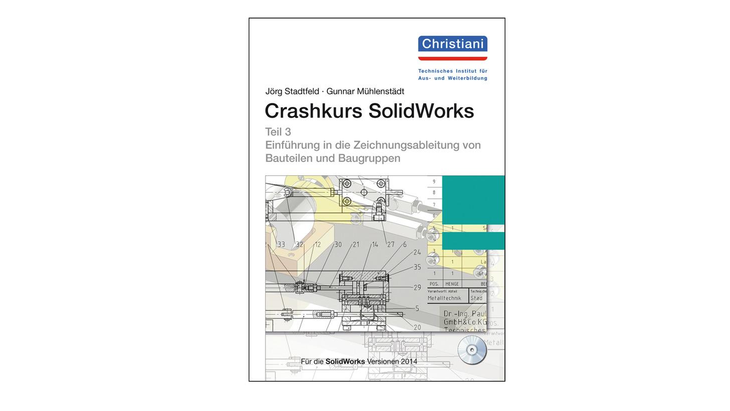 Logo Crashkurs SolidWorks Teil 3