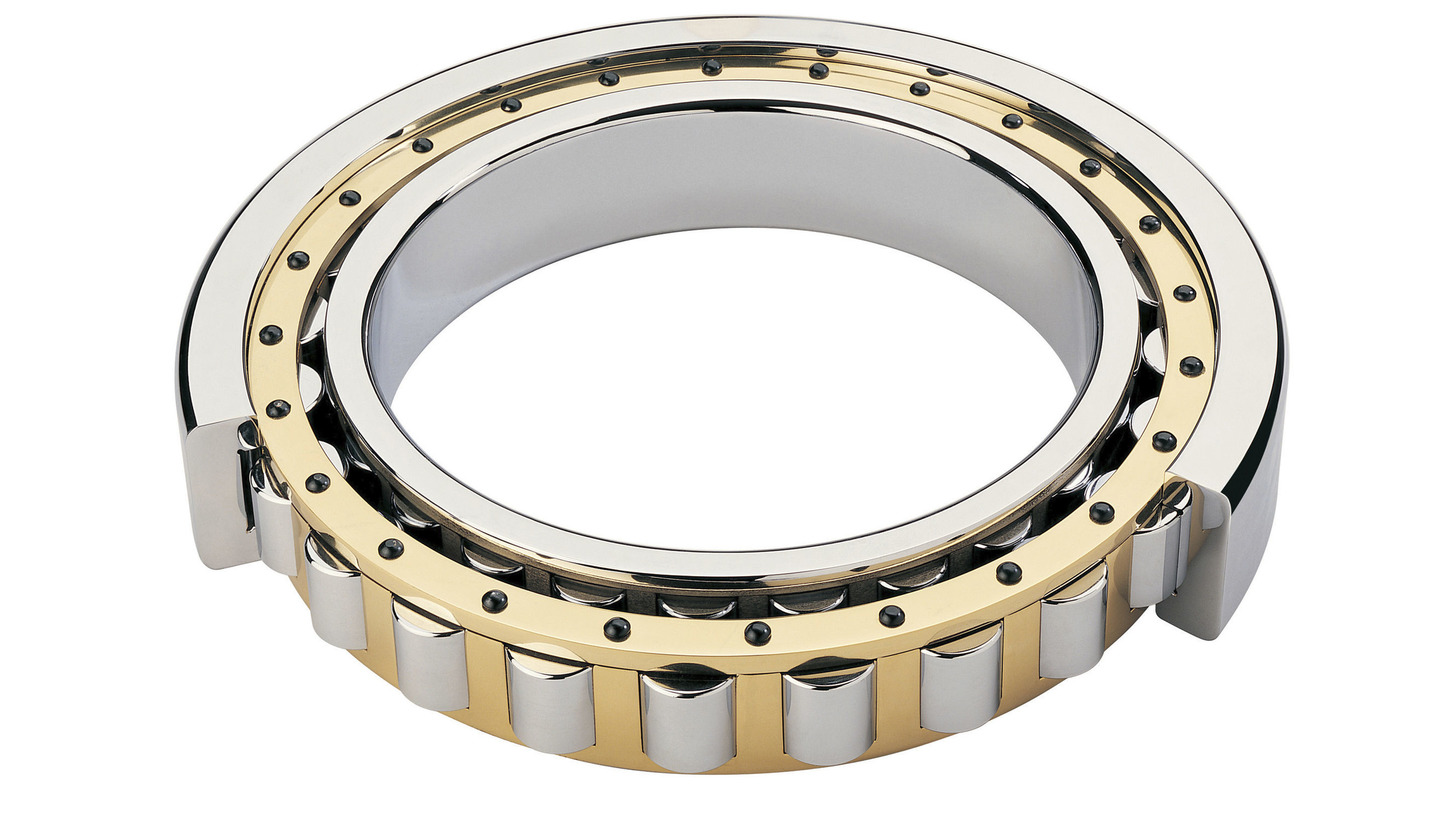 Logo Cylindrical Roller Bearings