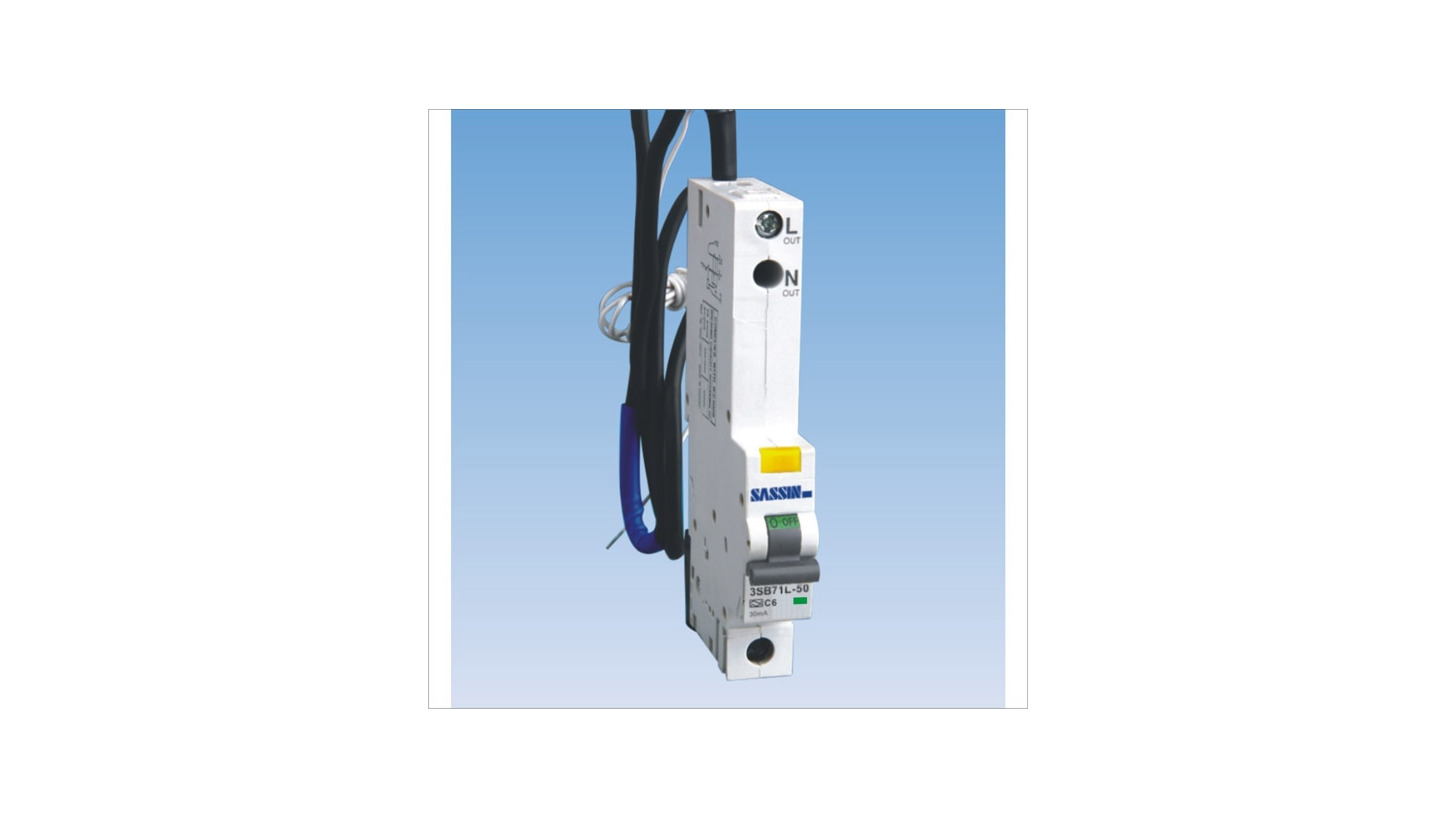 Logo 3SB71L Residual current circuit breaker with overload protection(RCBO)