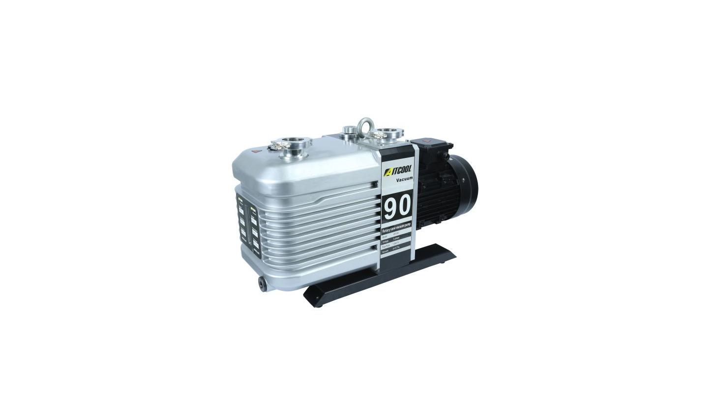 Logo Industrial vacuum pump