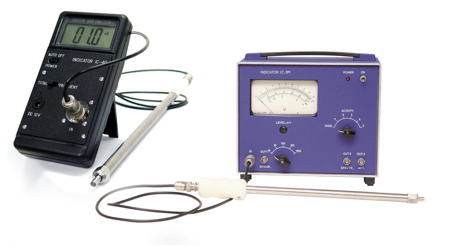 Logo Cavitation meters