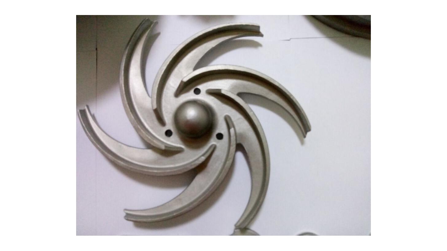 Logo Impeller Fluid Industry