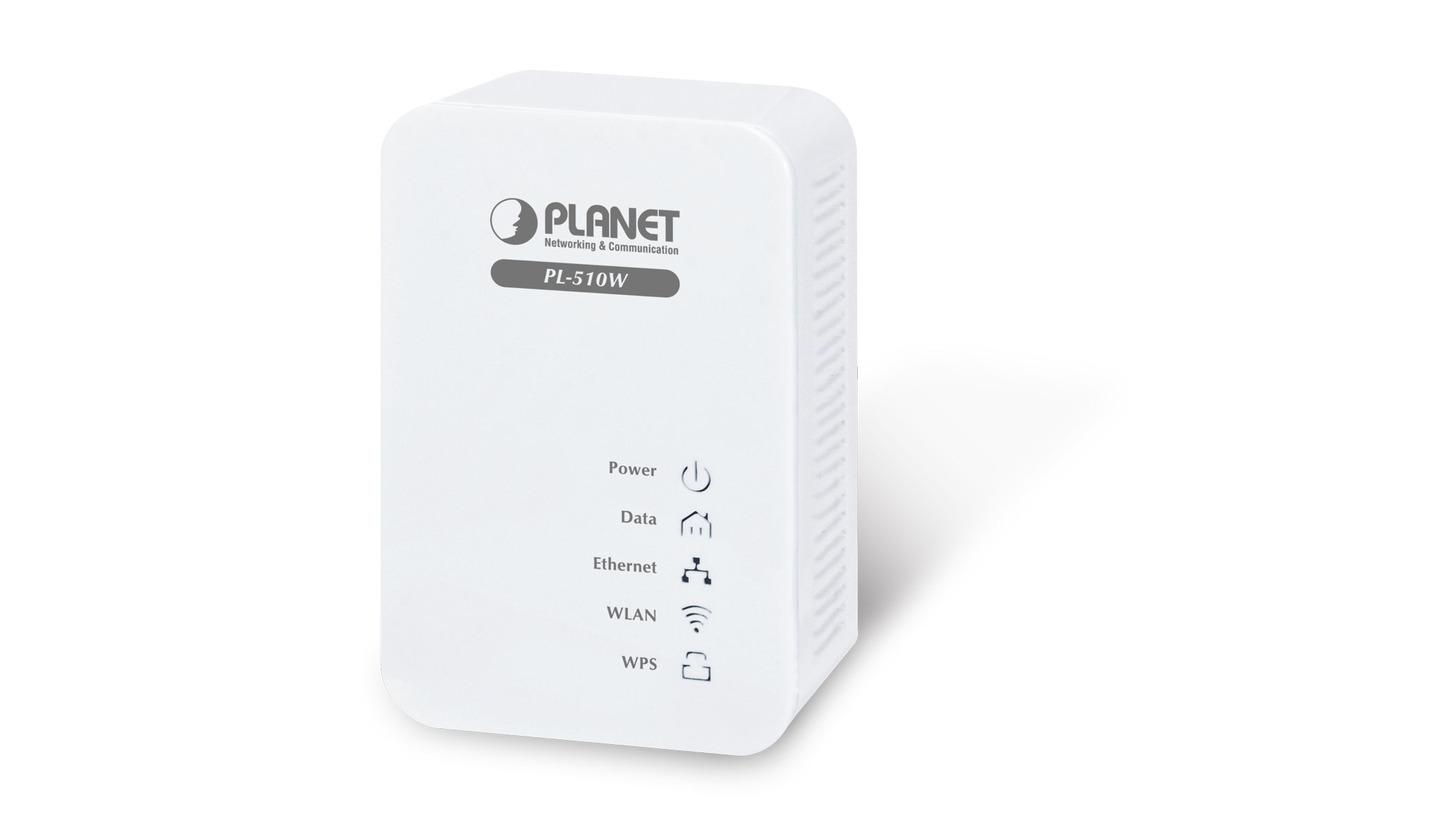 Logo 200M Powerline Wireless N Extender (PL-510W)