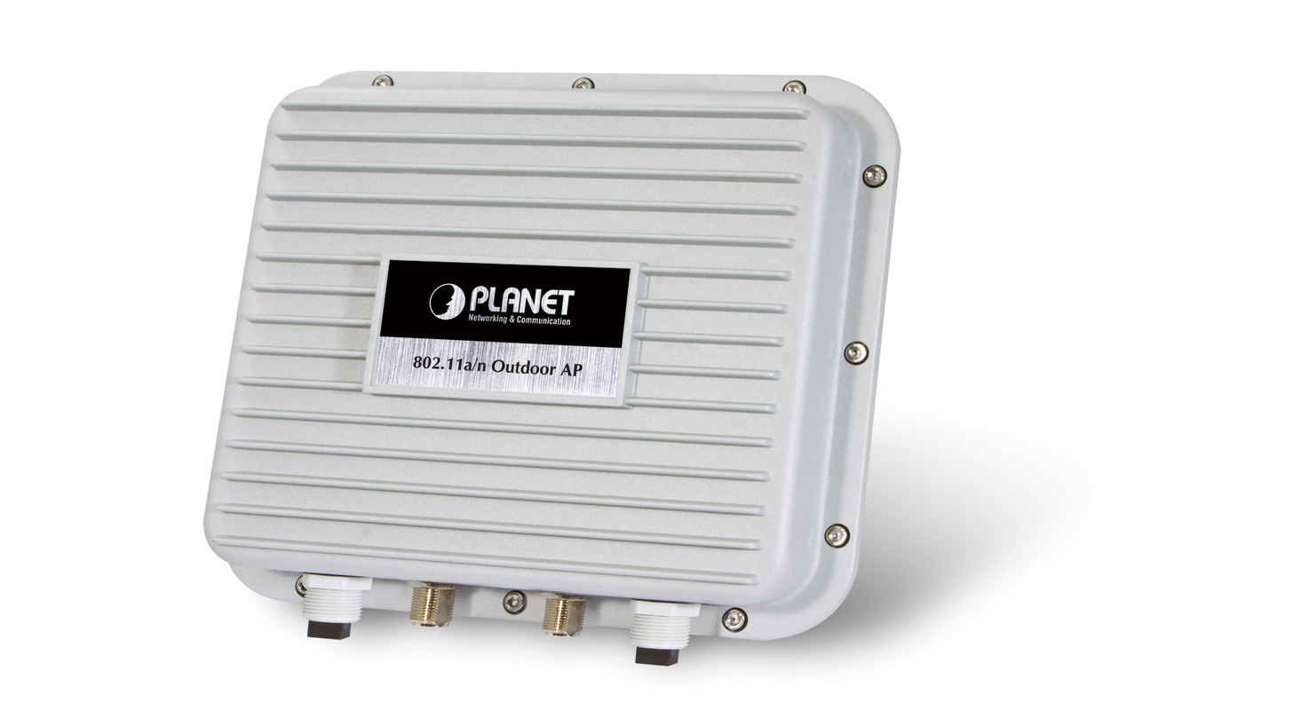 Logo 5GHz 300Mbps 802.11a/n Wireless Outdoor Access Point (WNAP-7350)