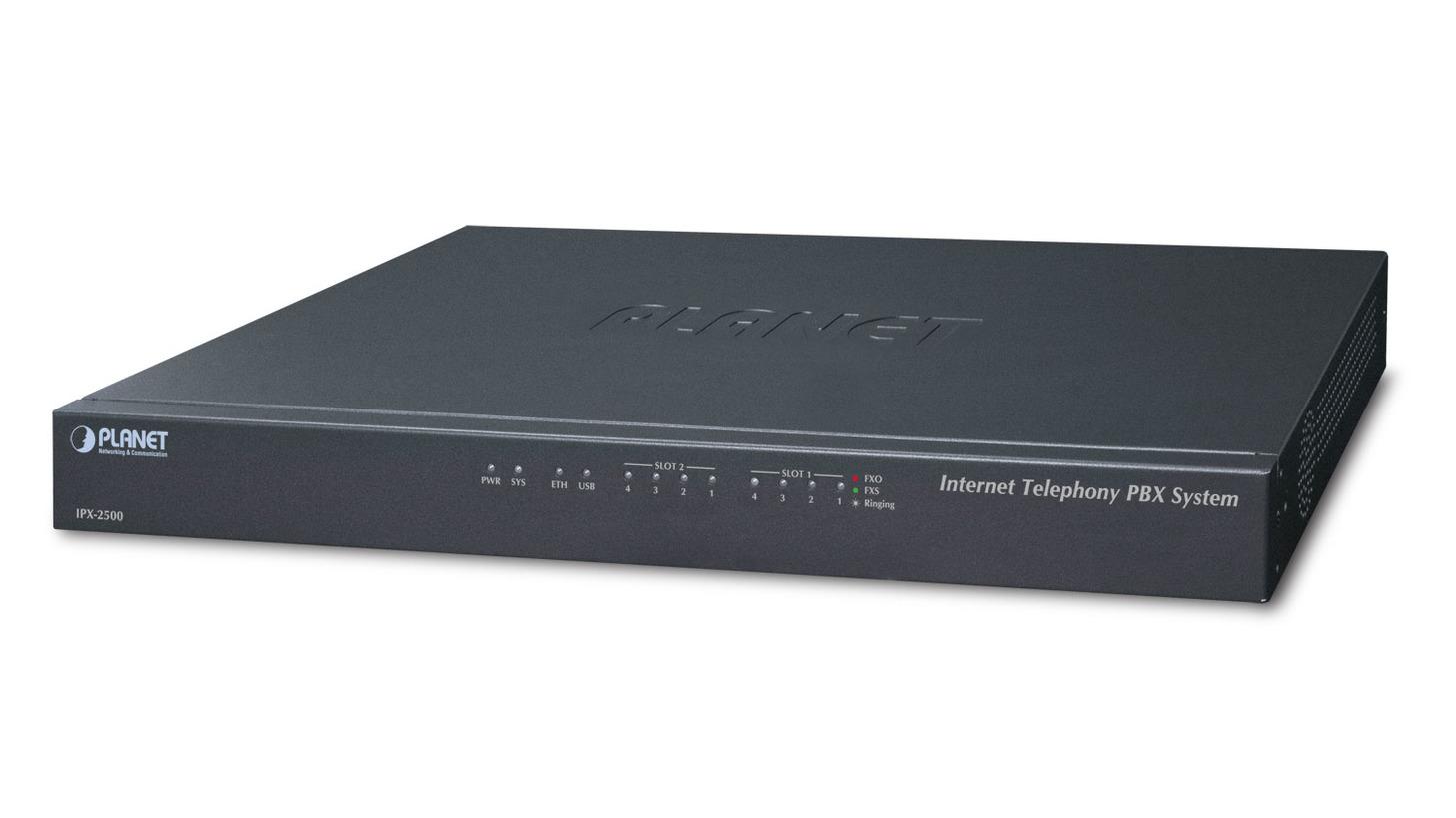 Logo Internet Telephony PBX System(IPX-2500)