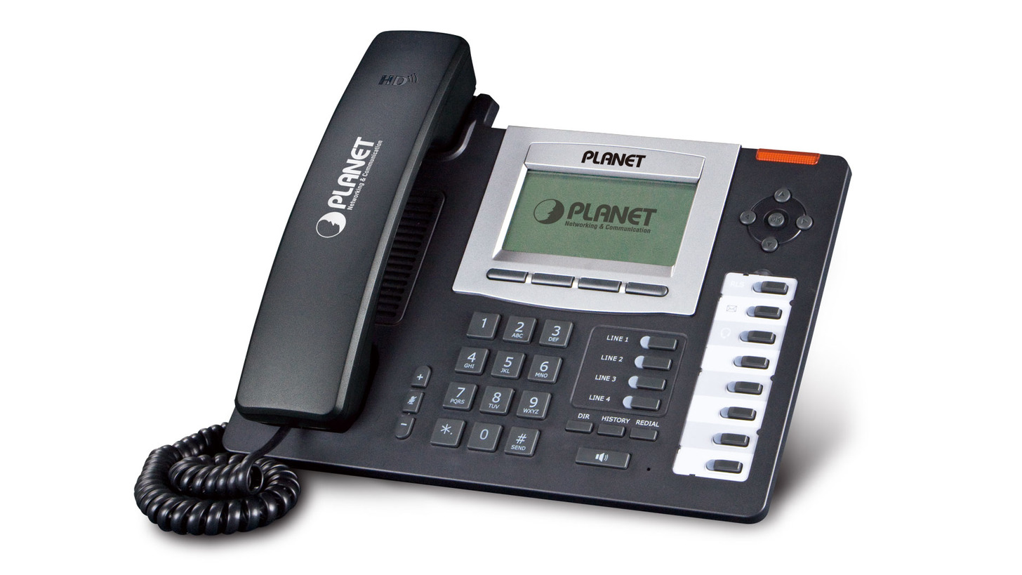 Logo Professional HD PoE IP Phone--VIP-5060PT