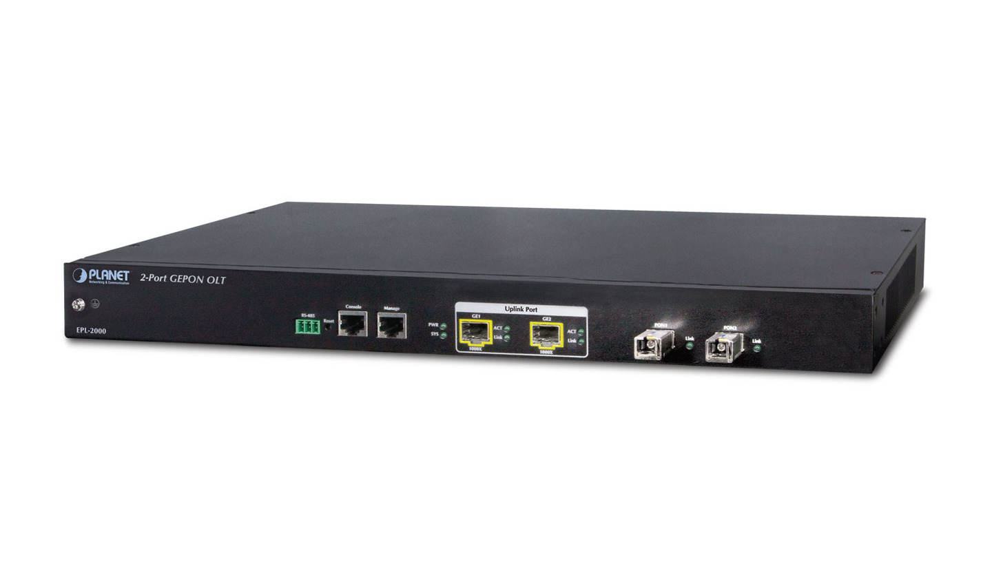 Logo 2-PON-Port GEPON OLT (EPL-2000)